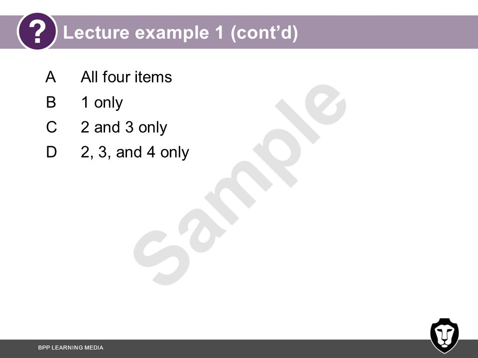 Lecture example 1 (cont'd)