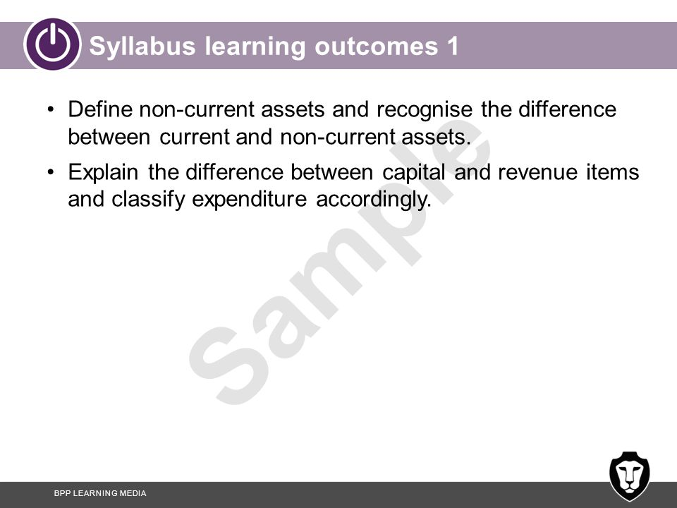 Syllabus learning outcomes 1