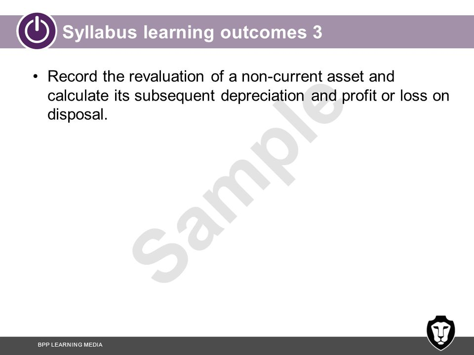 Syllabus learning outcomes 3