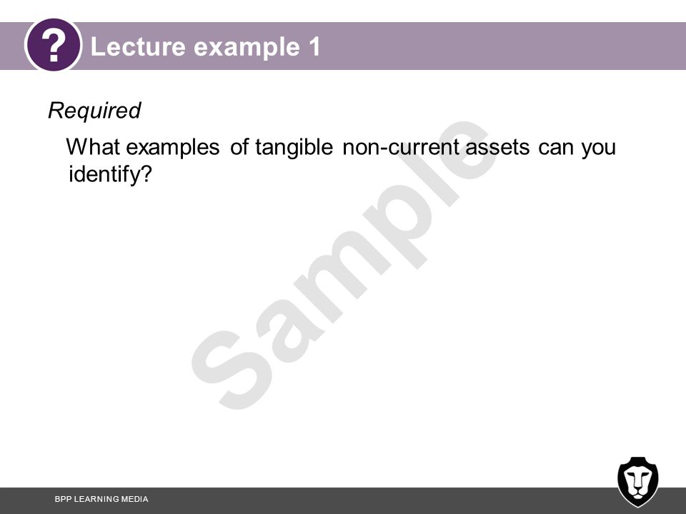 Lecture example 1 Required