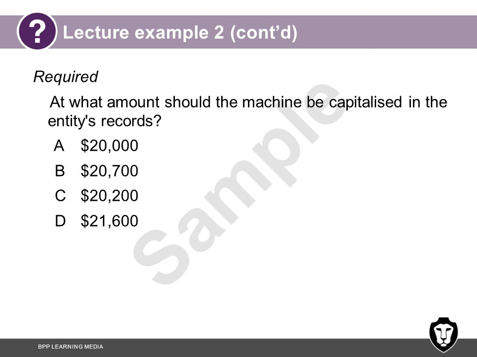 Lecture example 2 (cont'd)
