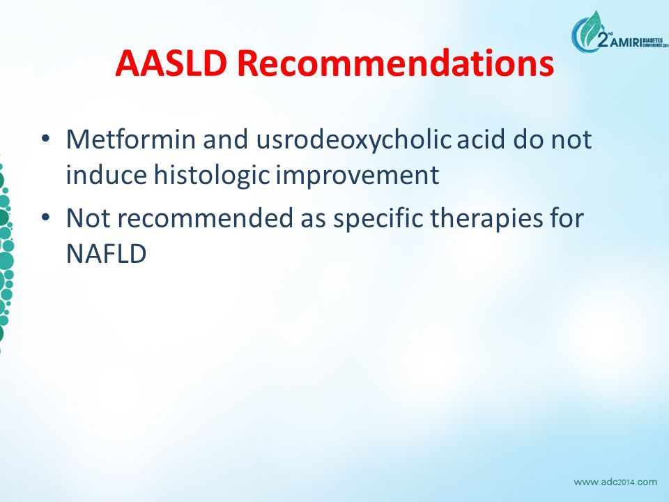 AASLD Recommendations