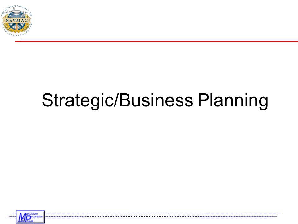 Strategic/Business Planning