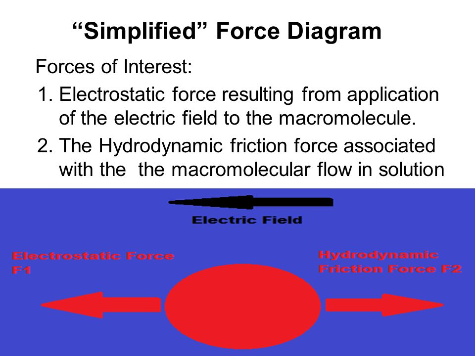 Simplified Force Diagram