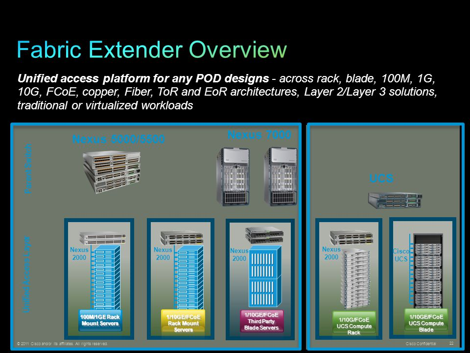 Fabric Extender Overview