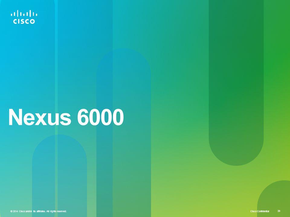 Nexus 6000