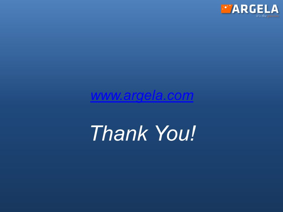 ARGELA Products and Services