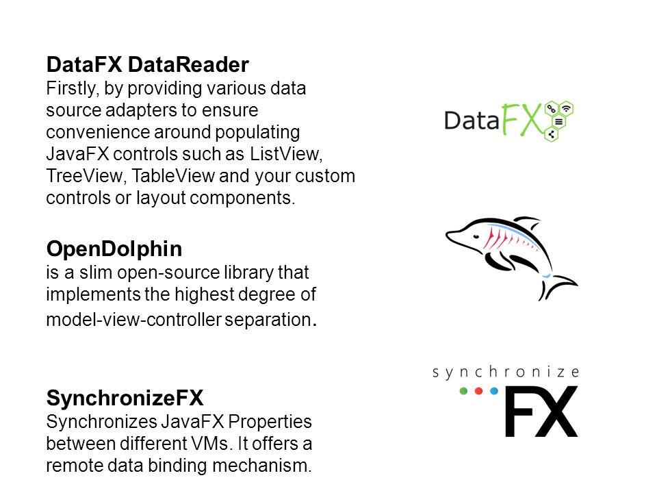 DataFX DataReader OpenDolphin SynchronizeFX