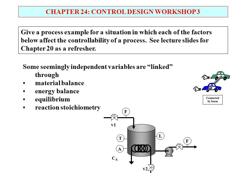CHAPTER 24: CONTROL DESIGN WORKSHOP 3