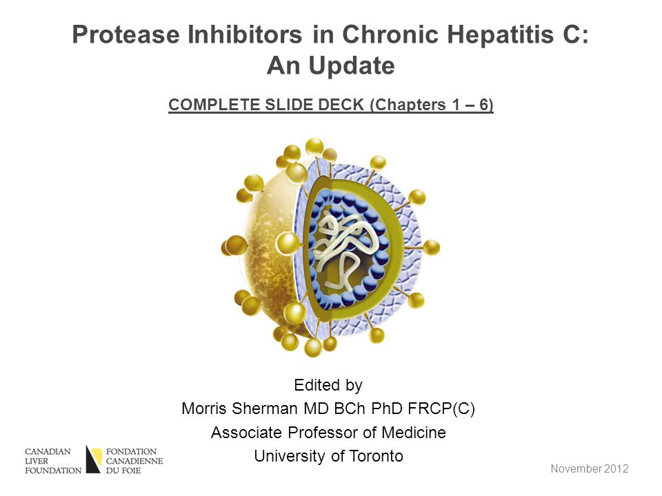 Protease Inhibitors in Chronic Hepatitis C: An Update