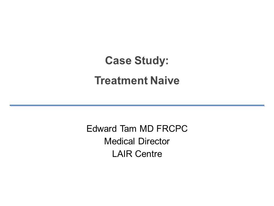Case Study: Treatment Naive