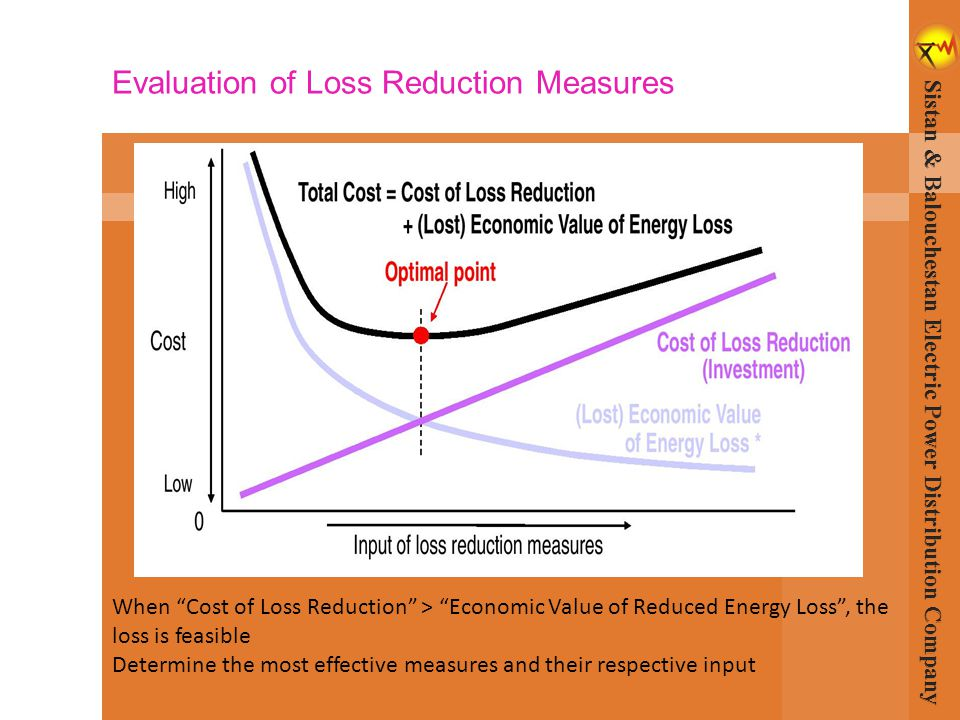 Evaluation of Loss Reduction Measures