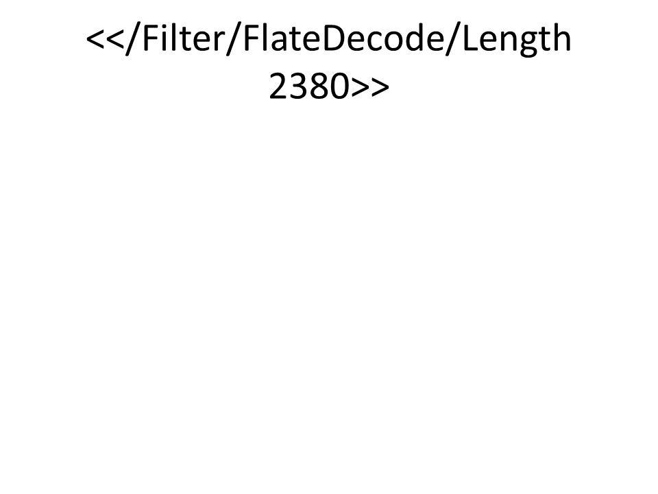 <</Filter/FlateDecode/Length 2380>>