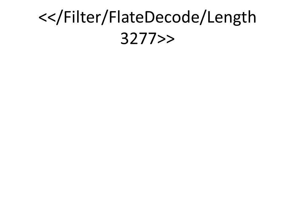 <</Filter/FlateDecode/Length 3277>>