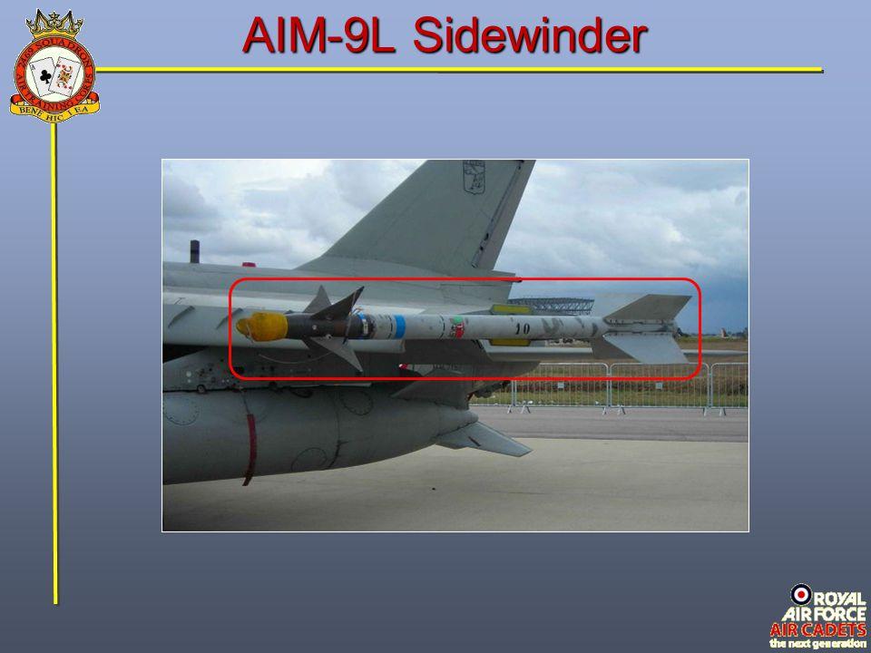 AIM-9L Sidewinder