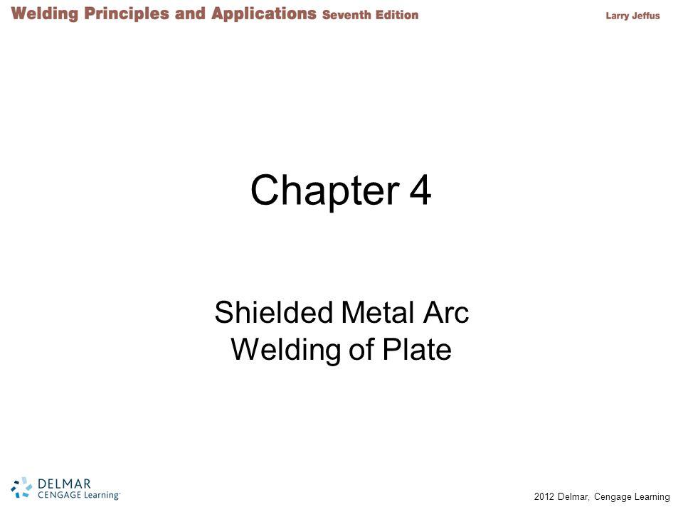 Shielded Metal Arc Welding of Plate