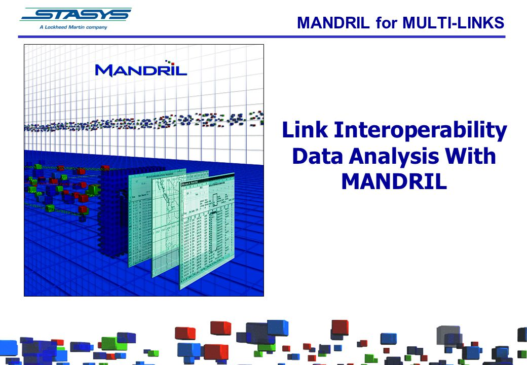 MANDRIL for MULTI-LINKS