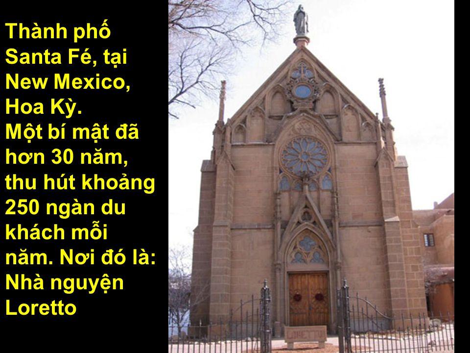 Thành phố Santa Fé, tại New Mexico, Hoa Kỳ
