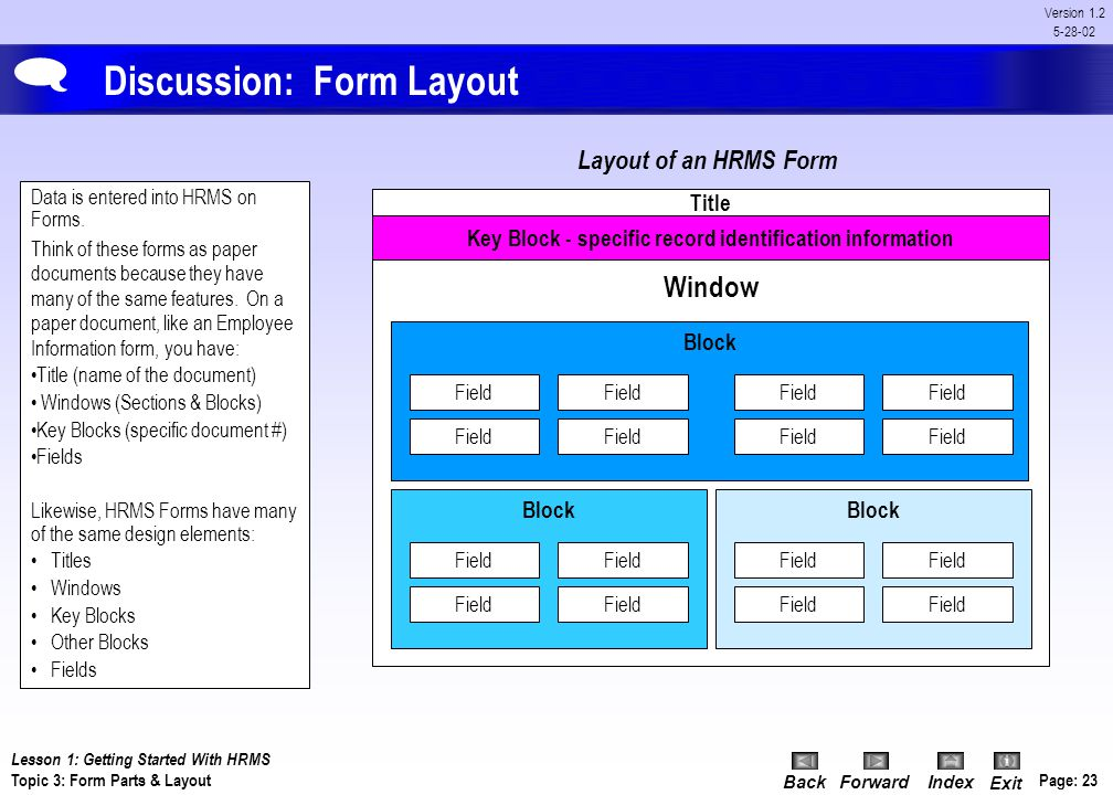 Discussion: Form Layout