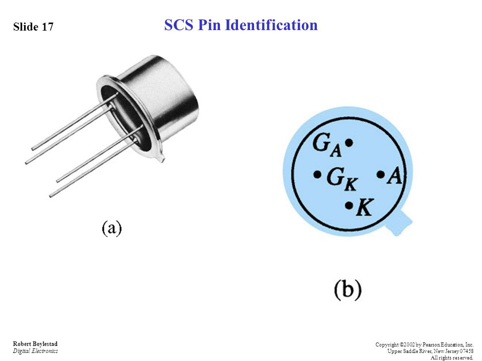 SCS Pin Identification