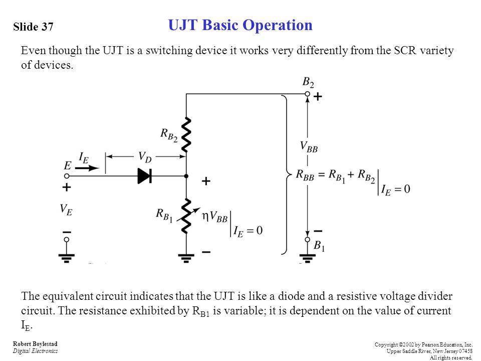 UJT Basic Operation Slide 37