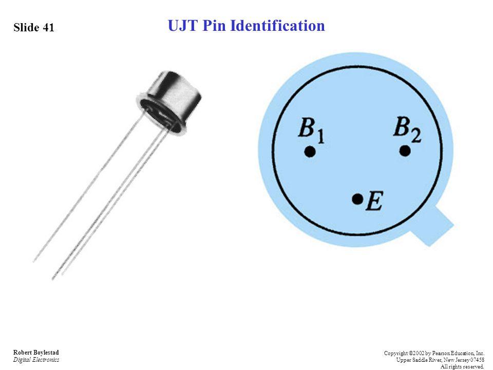 UJT Pin Identification