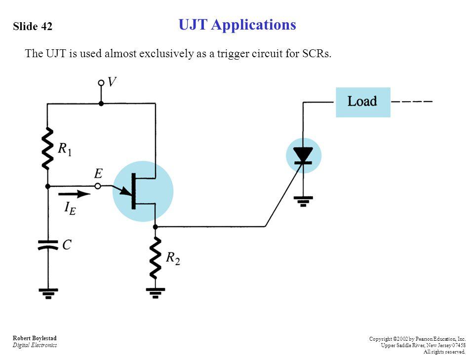 UJT Applications Slide 42