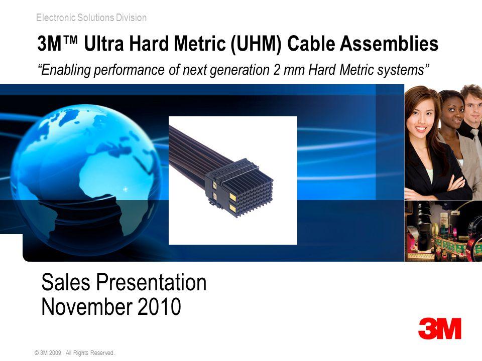 Sales Presentation November 2010