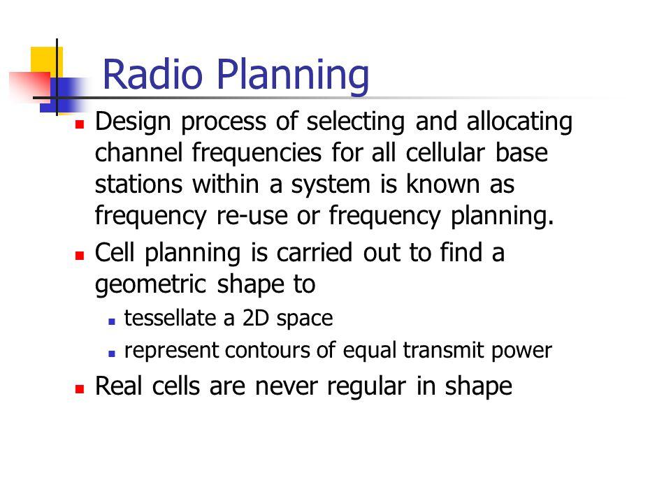 Radio Planning