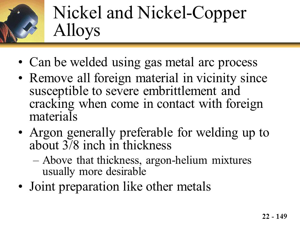 Nickel and Nickel-Copper Alloys