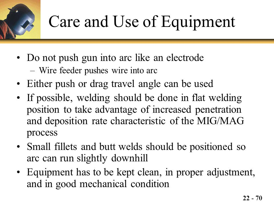 Care and Use of Equipment