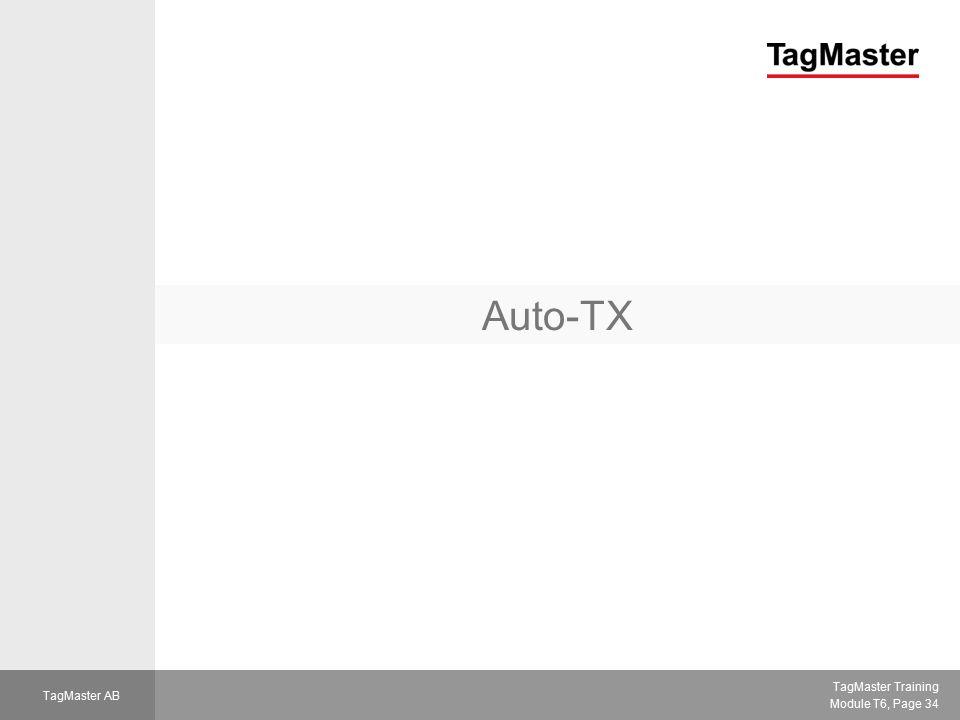 Auto-TX