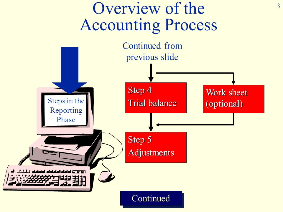 Overview of the Accounting Process