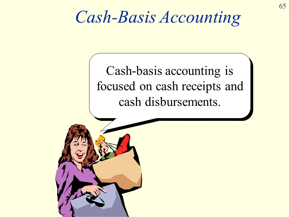 Cash-Basis Accounting
