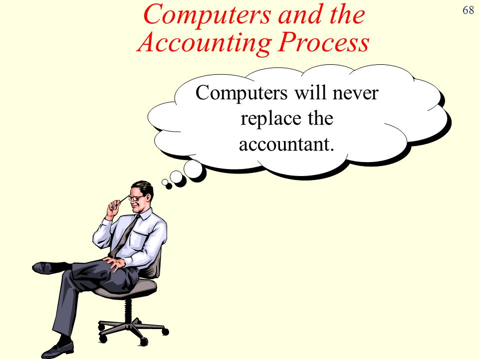 Computers and the Accounting Process
