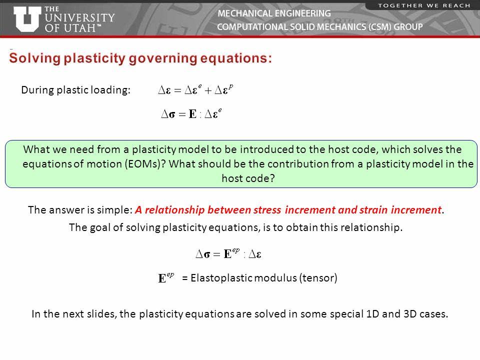 = Elastoplastic modulus (tensor)