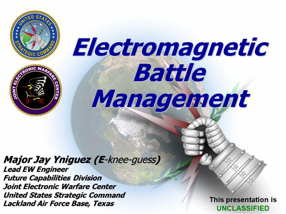 Electromagnetic Battle Management
