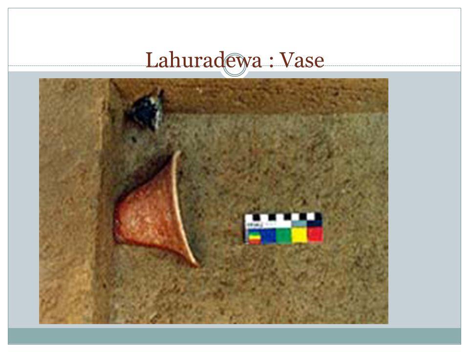 Lahuradewa : Vase