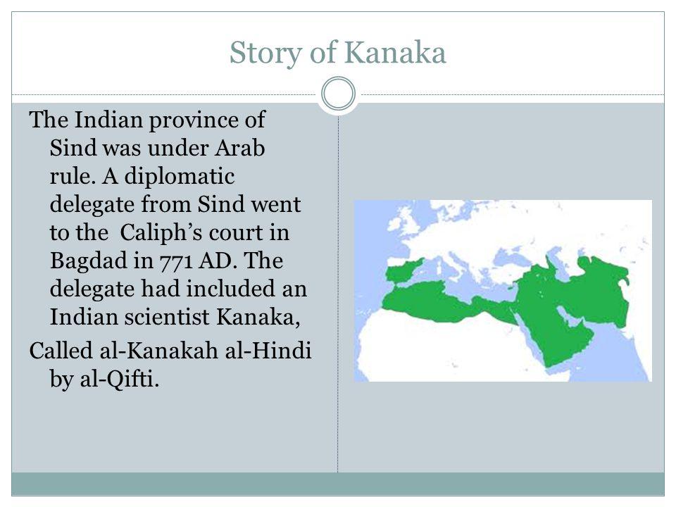 Story of Kanaka