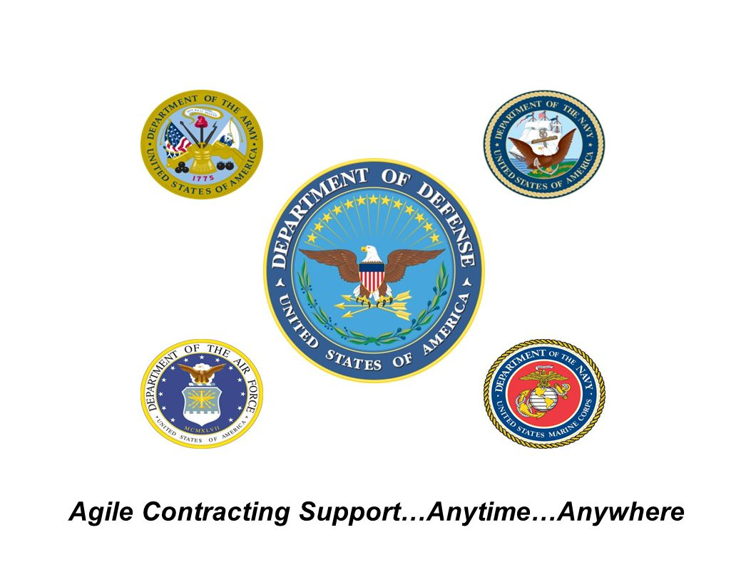 Agile Contracting Support…Anytime…Anywhere