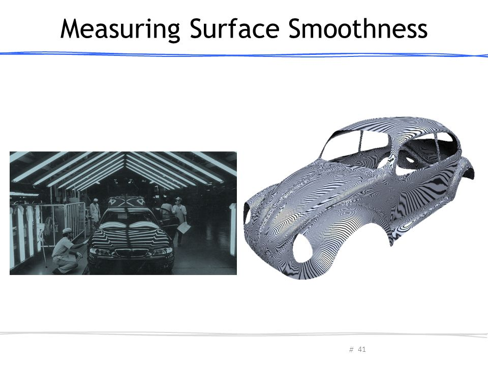 Measuring Surface Smoothness