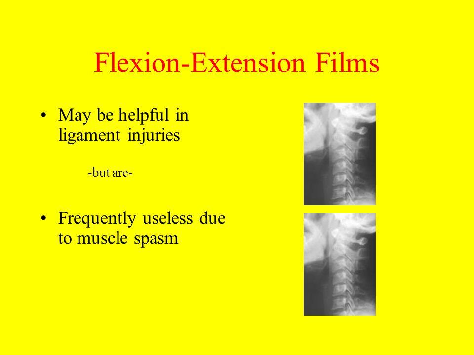 Flexion-Extension Films