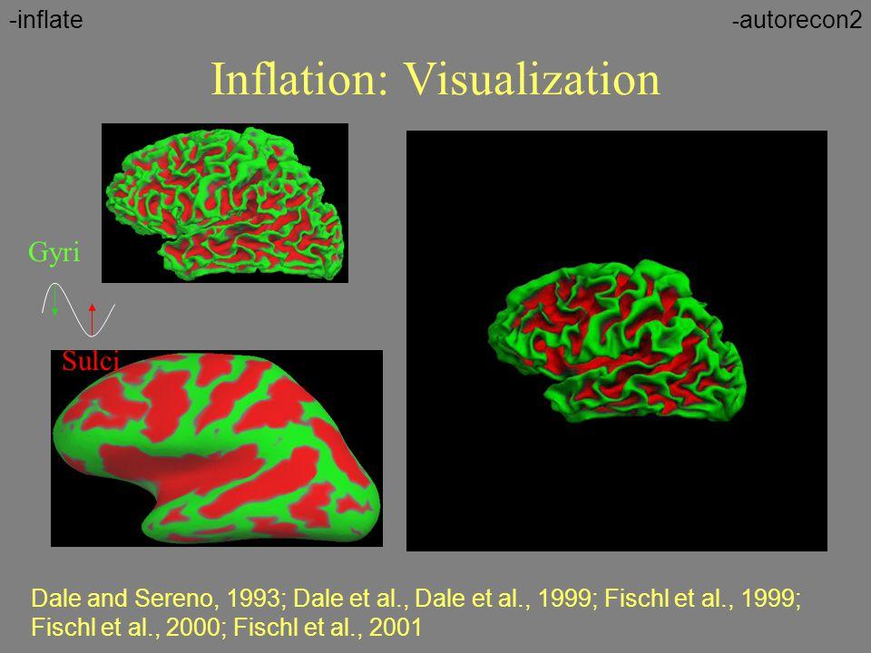 Inflation: Visualization