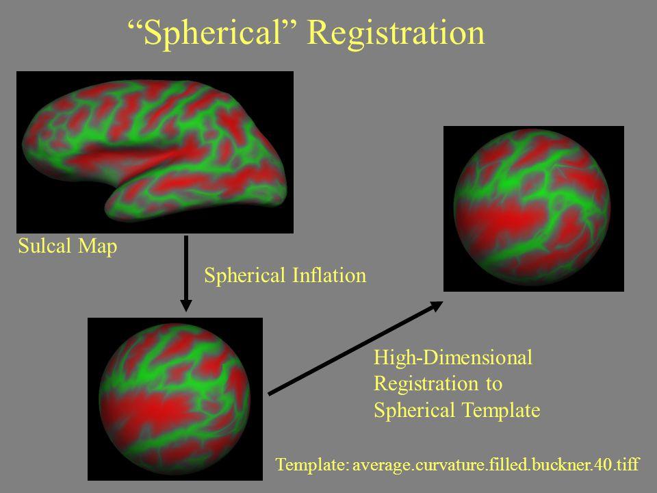 Spherical Registration