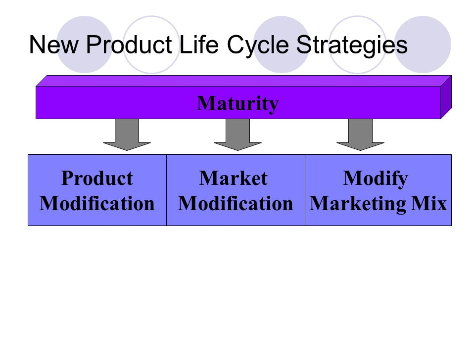 New Product Life Cycle Strategies