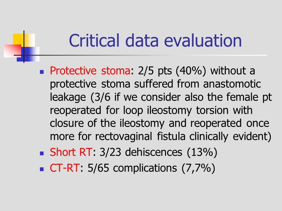 Critical data evaluation