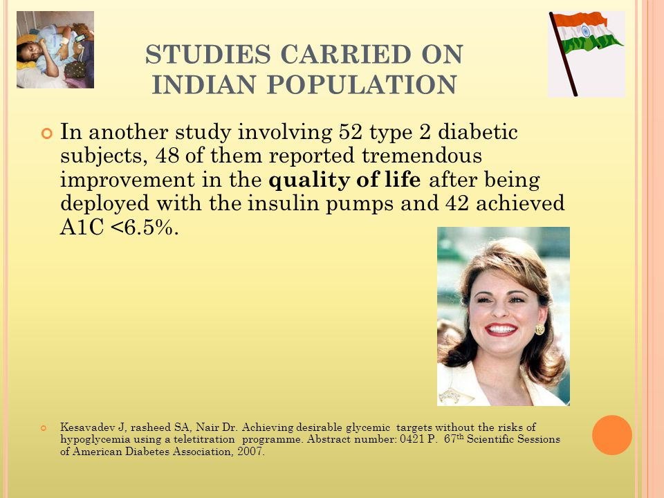 STUDIES CARRIED ON INDIAN POPULATION
