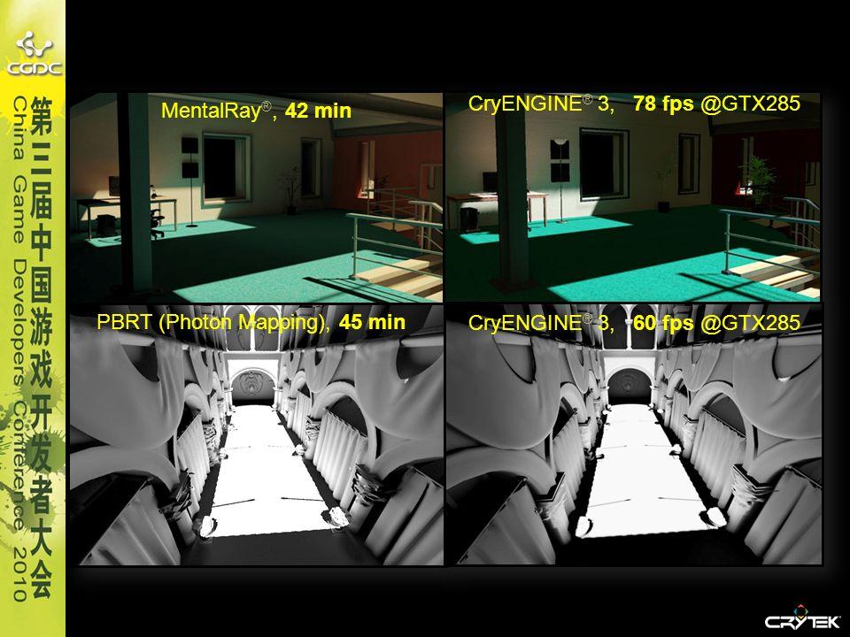 PBRT (Photon Mapping), 45 min