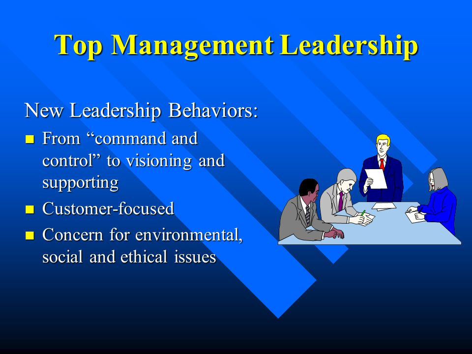 Top Management Leadership