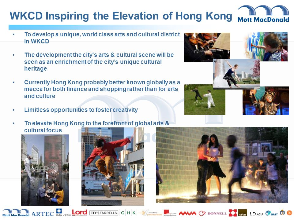 WKCD Inspiring the Elevation of Hong Kong